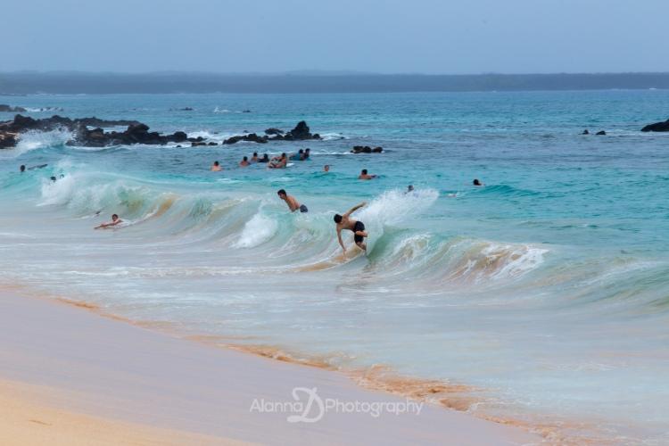 Makena Beach - Alanna D Photography