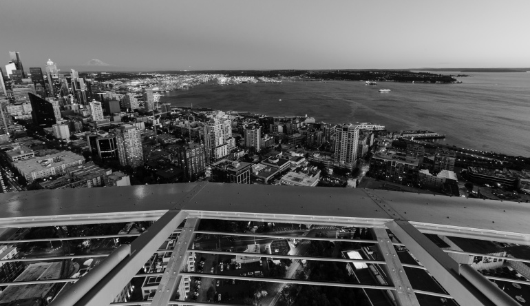 Space Needle Views - Alanna D Photography