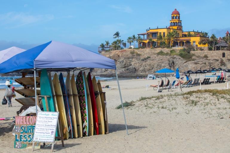 Surf Shacks Cerritos Beach - Alanna D Photography