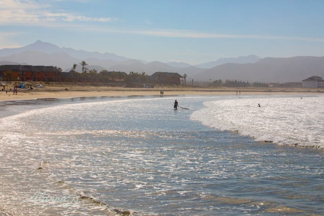 Cerritos Beach Mexico - Alanna D Photography