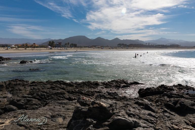 Cerritos Beach Mexico - Alanna D Photography