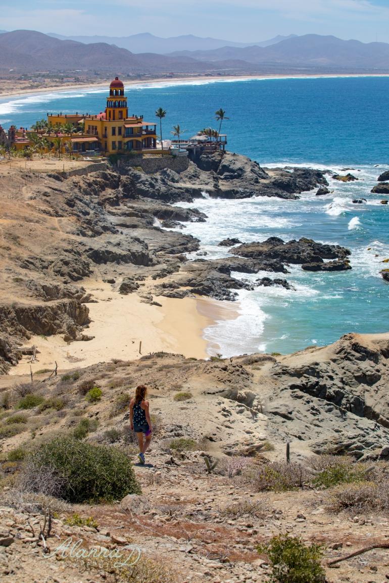 Cerritos Beach, Baja Sur Mexico - Alanna D Photography